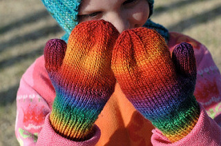 Basic Children's Mitts