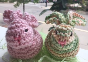 Kids Knit Too Bunny